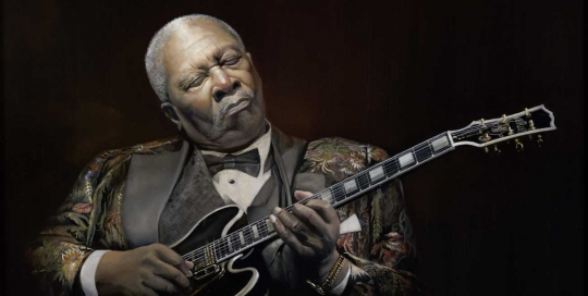 Tim Hinton B.B King