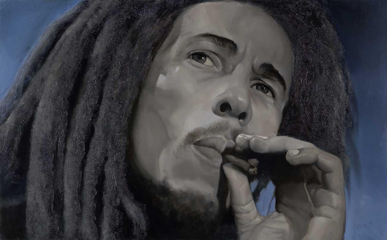 Bob Marley Tim Hinton